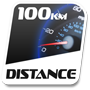 100km driving experience