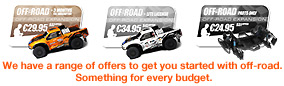 Offroad offers