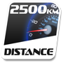 2500km driving experience